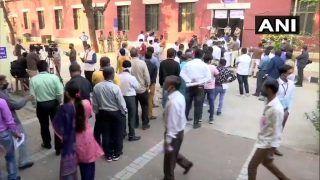 Rajkot Municipal Election Results 2021 Live Update: राजकोट में सभी सीटों पर लहरा रहा BJP का भगवा, कांग्रेस पिछड़ी