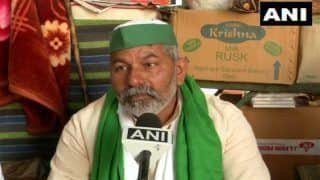 Rakesh Tikait to Meet Mamata Banerjee to Discuss Strategy For Intensifying Farmers Protest