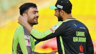 PSL 2021: Chris Gayle, Rashid Khan Return Home For National Duty After Playing Two Matches Each