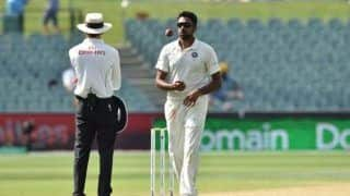 India vs england ravichandran ashwin not impressed with sg ball in chennai test 4408049