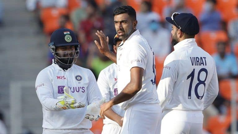 'Mighty Ash': Ashwin Overtakes Kumble to Become Fastest Indian to Pick 400 Test Wickets