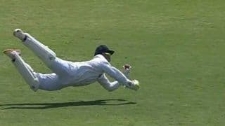 Rishabh Pant Takes Stunning One-Handed Catch During 2nd Test at Chennai | WATCH VIDEO