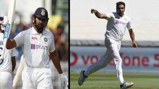 ICC Test Rankings: Rohit Sharma ने हासिल की करियर की सर्वश्रेष्ठ रैंकिंग, R. Ashwin भी तीसरे पायदान पर