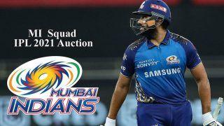 IPL Auction 2021 MI Full List of Players: Mumbai Indians Complete Squad
