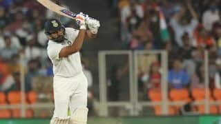 3rd Test: Rohit Sharma Defends Motera Pitch, Claims Batsmen Committed Mistakes