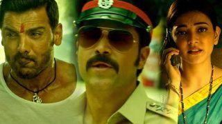 Mumbai Saga Trailer: John-Emraan की फिल्म 'मुंबई सागा' का ट्रेलर रिलीज, डायलॉगबाजी और एक्शन मचा रहा है धमाल