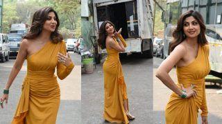 राज कुंद्रा की गिरफ्तारी होते ही लगा पत्नी शिल्पा शेट्टी को झटका, Super Dancer 4 से हो सकती है छुट्टी!
