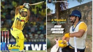 Suresh Raina Smashes 46-ball 104* in Local T20 Game Ahead of IPL 2021 | WATCH VIDEO