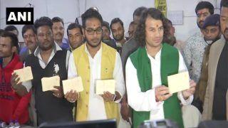 Tej Pratap ने लालू यादव की रिहाई के लिए राष्ट्रपति को भेजे 50,000 'आज़ादी पत्र', आज बेल पर सुनवाई