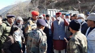उत्तराखंड आपदा Live: CM रावत के बाद पीएम मोदी ने किया आर्थिक मदद का ऐलान, प्रत्येक मृतक के परिजनों को दी जाएगी वित्तीय सहायता
