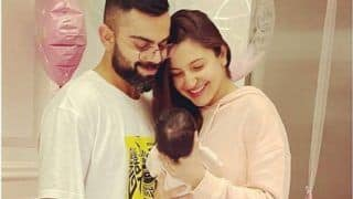 Anushka Sharma-Virat Kohli Introduce Daughter Vamika: Twitter Reacts to Her First Picture