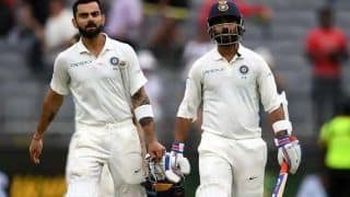 Who is better captain virat kohli or ajinkya rahane saba karim responds to the question 4376579