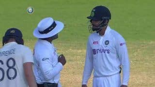 VIDEO: Virat Kohli Loses Cool on Umpire After Controversial Call Gives Joe Root Life During 2nd Test Between IND-ENG at Chennai