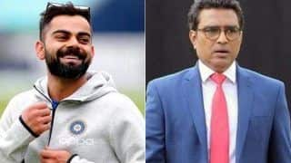 India vs england sanjay manjrekar believes virat kohlis tactic hard to understand 4413311