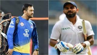IND vs ENG: Virat Kohli on Surpassing MS Dhoni's Record During Pink-Ball Test Against England, Says These Are Fickle Things