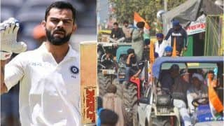 IND vs ENG: Virat Kohli Speaks up Farmers' Protest, Says We Briefly Discussed it in Team Meeting Ahead of 1st Test in Chennai