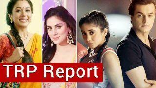 TRP Report Week 6: Anupama Grabs First Spot Again, Kundali Bhagya, Yeh Rishta Kya Kehlata Hai in Top 5, Indian Idol Slips