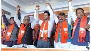Bengali Actor Yash Dasgupta, Several Others Join BJP Ahead of West Bengal Elections 2021