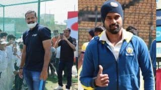 Road Safety World Series 2021: Yusuf Pathan, Naman Ojha Join India Legends Team