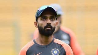 Ajinkya Rahane Believes Criticism Has Made Him The Player He is Today