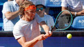 Australian Open 2021: Alexander Zverev Suffers Meltdown as he Destroys Racquet | Watch Video