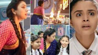 Anupama Serial 10th February 2021 Upcoming Story: Will Anupama Take Fire Break Out Blame on Her?