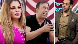 Salman Khan Slams Vindu Dara Singh For Demotivating And Not Supporting Rakhi Sawant