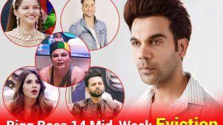 Bigg Boss 14 Grand Finale Mid-Week Eviction: Rajkummar Rao Announces Latest Elimination