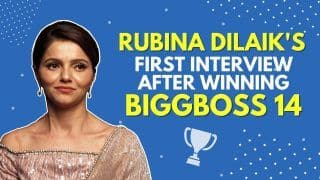 Rubina Dilaik First Interview After Winning Bigg Boss 14, Reveals What Will She Do After Going Home