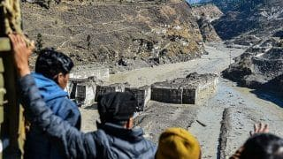 Uttarakhand Glacier Burst: 26 Bodies Recovered, 197 People Missing; Search Underway