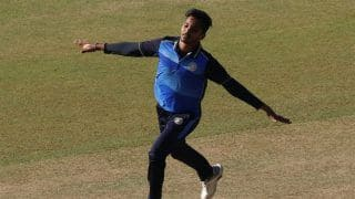 'Wish my Father Had Been Here to See This' - Sakariya on India Call-up