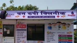 This Doctor Opened a 'One Rupee' Clinic to Provide Treatment to the Poor