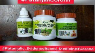 Coronil: Ramdev's Patanjali Announces First Evidence-Based Medicine For Coronavirus
