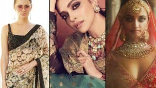 Fashion Designer Sabyasachi Brings 4 Forgotten Beauty Trends Back in Vogue