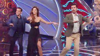 Bigg Boss 14 Promo: Disha Patani के साथ Salman Khan ने इस गाने पर जमकर किया डांस, देखें दोनों का मस्ताना Video