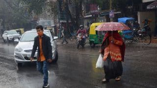 Delhiites Wakes Up to Foggy and Drizzling Morning, No Significant Change in Temperature