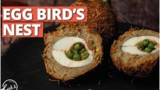 Egg Bird's Nest Recipe: Here's How You Can Make Fried Egg Balls in 45 Minutes