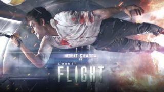 Flight Motion Poster Released: पहली बार बड़े पर्दे पर जबरदस्त धमाका, Flight में Mohit Chadda के आखिरी पलों का खुलेगा राज़