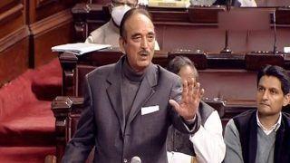 'A Proud Indian Muslim': Ghulam Nabi Azad Gets Emotional on Last Day in Rajya Sabha | What he Said