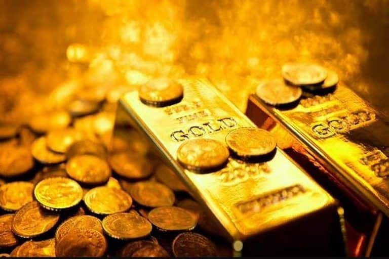 Gold Price Today 24 February 2021: Gold Rates Rises Up by Rs 490 to Rs 46,950 Per 10 gm. Check Rate in Your City