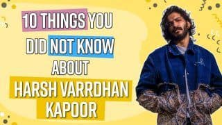 10 Things You Did Know About Harsh Varrdhan Kapoor