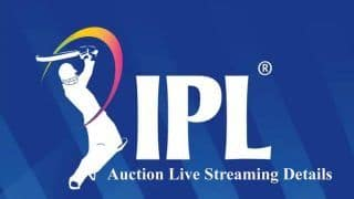 Watch IPL 2021 Auction Live Streaming: When And Where to Watch The Mini Auction And How to Stream Online