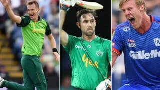 IPL 2021 Auction: Chris Morris, Kyle Jamieson Hit the Pay Dirt; Franchises Love-Affair With Glenn Maxwell Continues