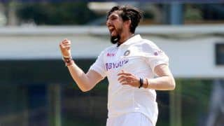 Ishant Sharma Becomes Second Indian Fast Bowler After Kapil Dev to Play 100 Tests
