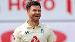 VIDEO: James Anderson, English Pacer, Registers 1000 Scalps in First-Class Cricket