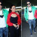 Jasmin Bhasin-Aly Goni Blush As Paps Call Them 'Rab Ne Bana Di Jodi', Couple Heads To Jammu Family Home