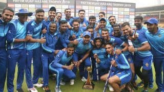 Watch Vijay Hazare Trophy 2020-21 Live Streaming: When And Where to Watch The One-Day Matches And How to Stream Online