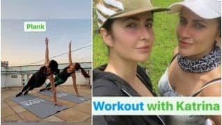 Katrina Kaif's Mid-Week Fitness Routine is Burning Up The Internet