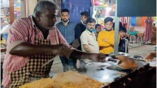 Tried The 'Rajinikanth Style' Dosa? Mumbai Eatery's Unique Style of Serving Dosa Goes Viral | Watch Video