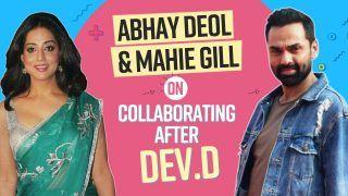 पहले एक्टर Abhay Deol को लेकर Mahie Gill ने कही ये खास बात, 12 साल बाद साथ दिखेगी ये जोड़ी
